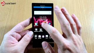 DroidSans Review : Sony Xperia P LT22i (English sub)