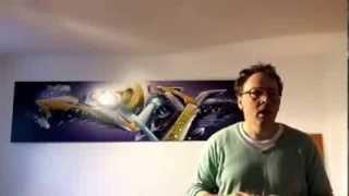 7. SEAK: Wie man bei zeitgenössischen Künstlern, Sprayern, Malern die Werke und Arbeiten kauft,