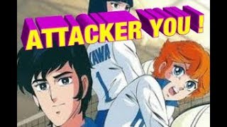 ♥Attacker You!♥-JUANA Y SERGIO PELICULA ANIME COMPLETA EN ESPAÑOL( ANIME DE LOS 80)(CLASICOS ANIME)