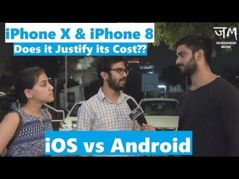 i Phone X - What India Thinks About i Phone Price : Public Reaction : JM#jeheranium