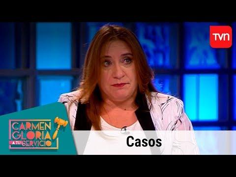 Susan exige que paguen la pensión de su hijastra | Carmen Gloria a tu servicio