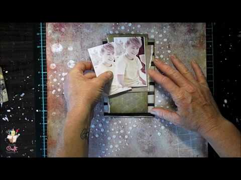 7 Dots Studio Dreamscapes Collection 'Trust in yourself' layout by Rachael Funnell