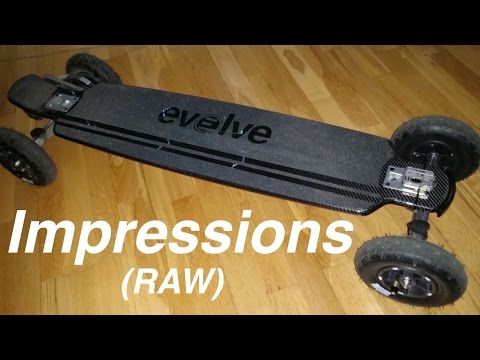 Electric Skateboard - Commute Impression in London