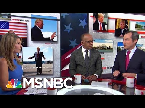 The Stunning And Possibly Illegal Lengths Trump Is Willing To Go To Get His Wall   Deadline   MSNBC