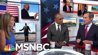 The Stunning And Possibly Illegal Lengths Trump Is Willing To Go To Get His Wall | Deadline | MSNBC
