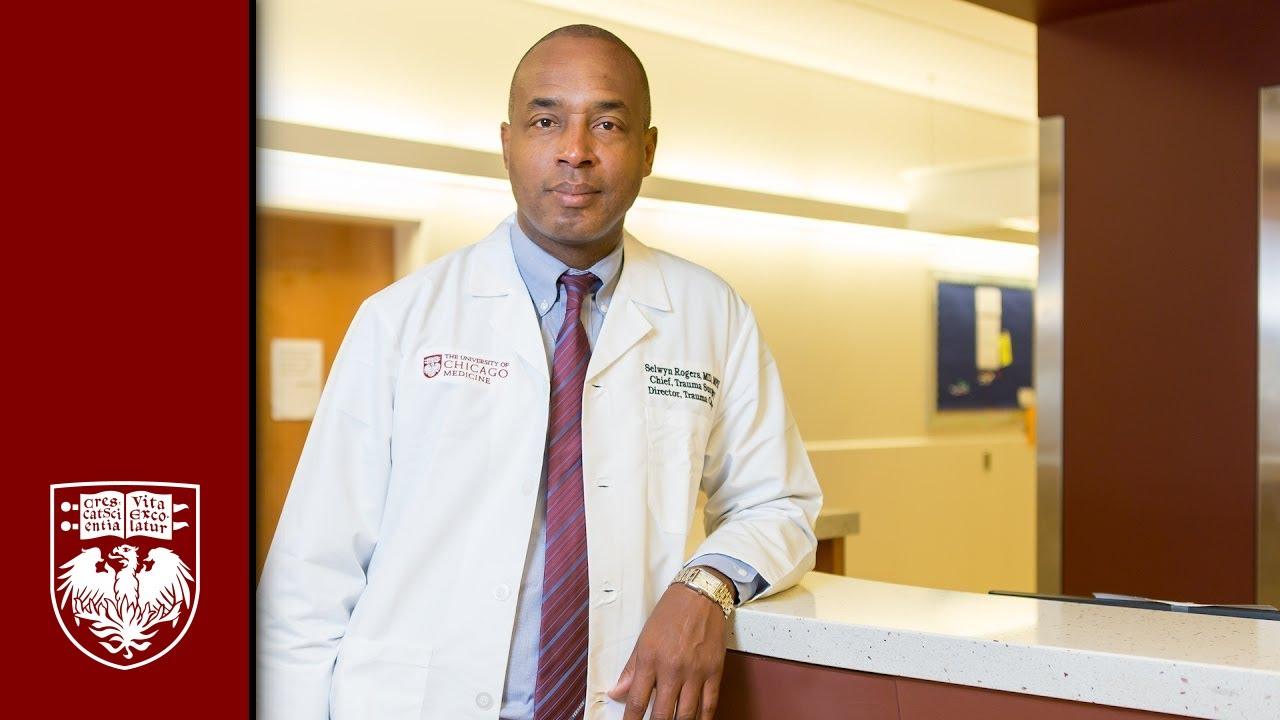Dr Selwyn Rogers to head UChicago Medicines adult trauma