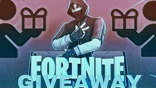 The ICONIC Fortnite Skin Giveaway! The New iconic Turned me into this