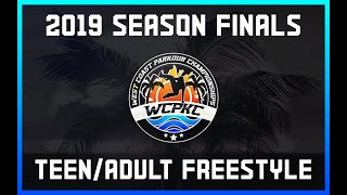 WCPKC Finals 2019 | Freestyle | Teen/Adult Division