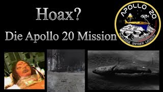 Hoax? - Apollo 20 Mission