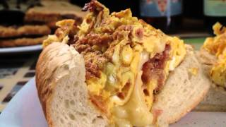 Sandwich Hut - Providence, RI (Phantom Gourmet)