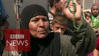 Iraq crisis: Grannies
