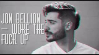 Jon Bellion - Woke the f*** up. Guitar Karaoke