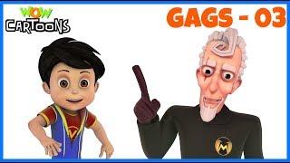 Vir Der Roboter-Junge | Action, Cartoons für Kinder | Mad-Max-Erfindungen Gags - 1 | 3D-Hindi Cartoon