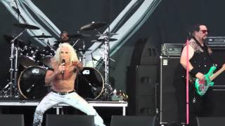 Twisted Sister - I Wanna Rock - Donington, June 14, 2014