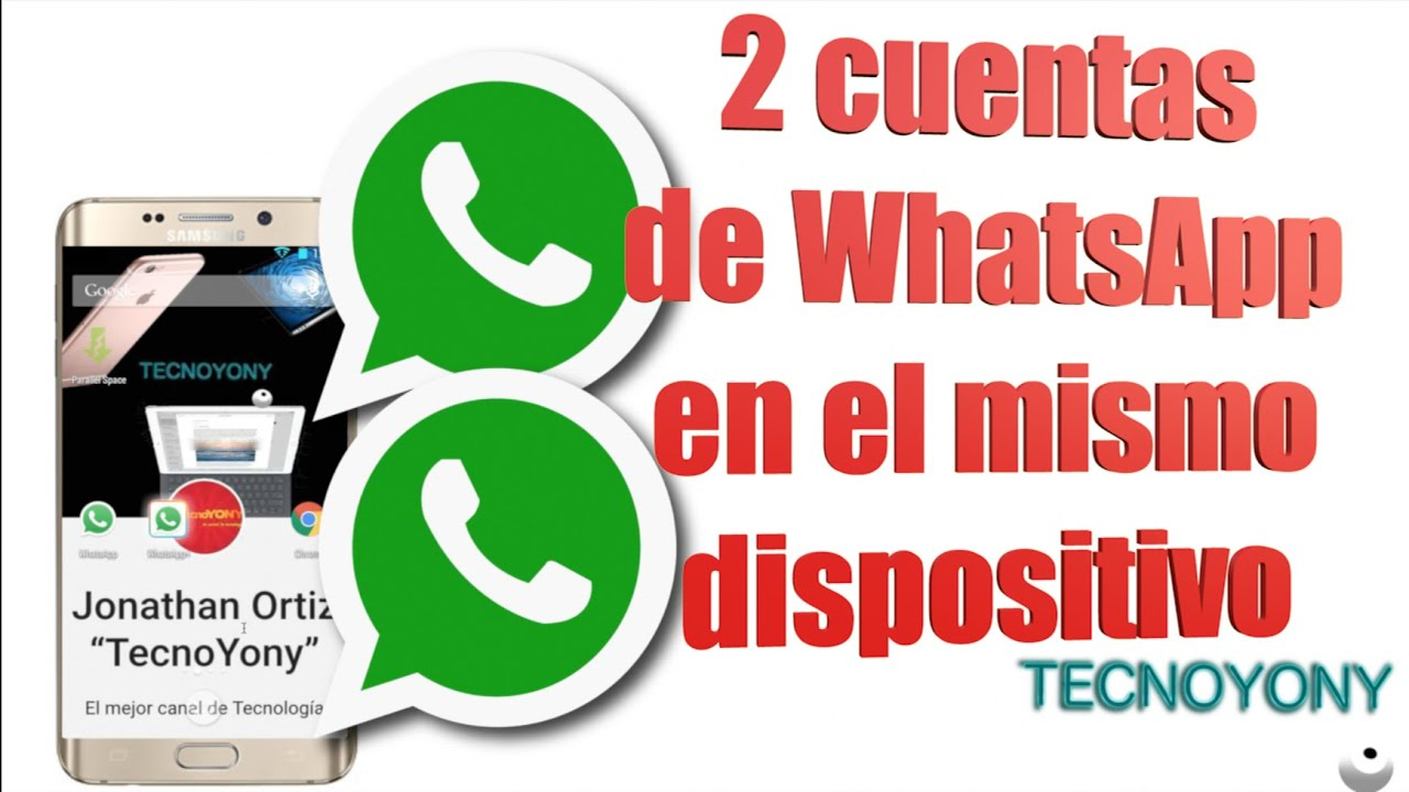 Como Clonar Whatsapp Android Youtube