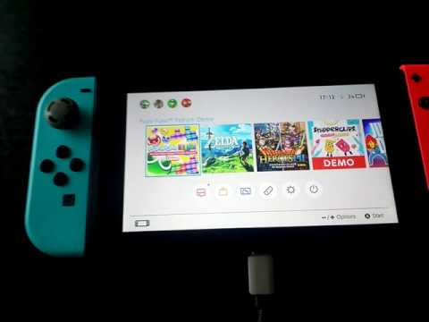 All Free Demo Games On The Nintendo Switch Youtube