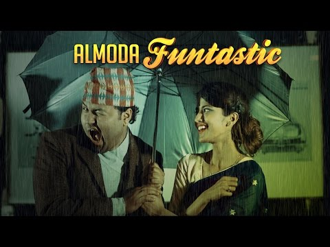 FUNTASTIC (PANI PARYO) OFFICIAL VIDEO - ALMODA RANA UPRETY