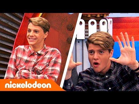 Опасный Генри | Лучшие моменты с Генри Хартом - часть 2 | Nickelodeon Россия