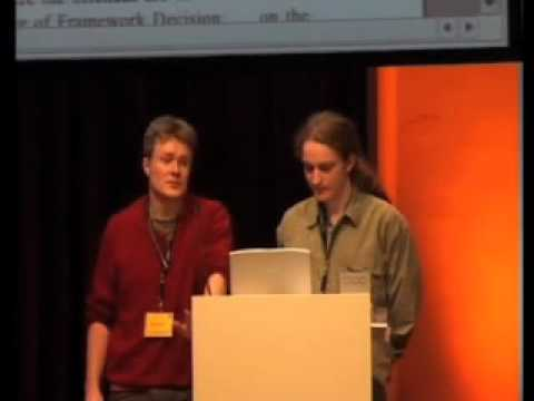 22C3: Software Patenting
