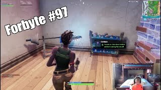 Fortnite Forbyte #97 Location - Found At A Location Hidden Within Loading Screen #8 - Free V-Bucks