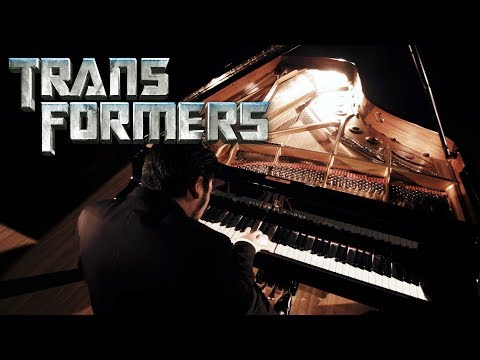 Transformers : Arrival To Earth  Epic Piano Solo  Leiki Ueda