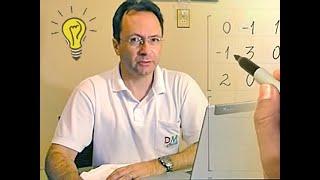Método de Gauss-Jordan, escalonamento e sistemas lineares