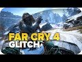 Far Cry 4 Snitches & Glitches Compilation(Weird Glitches & funny moments)