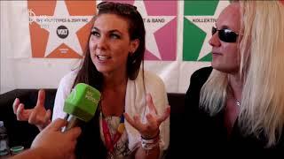 Amaranthe interjú a VOLT fesztiválon
