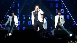 20180923 NU'EST W Double You Encore in Hong Kong - Beautiful Ghost