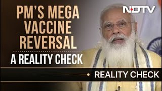PM's Mega Vaccine Policy Reversal: A Reality Check