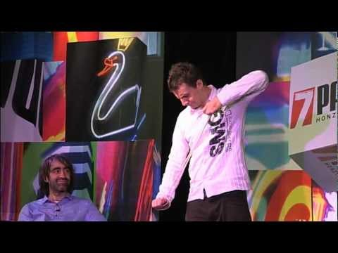 7 pádů HD: Richard Nedvěd