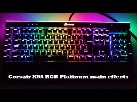 Audio Visualizer Lighting with Corsair Effects Engine by