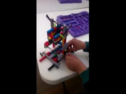 Lego Engineering for Children St Johns Wood at 3 House CLub online video cutter com