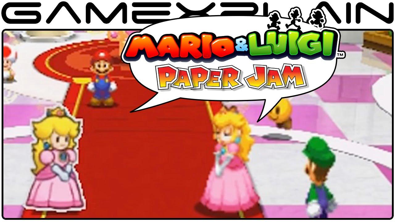 Mario Luigi Paper Jam Bros Review Discussion W Nintendaan