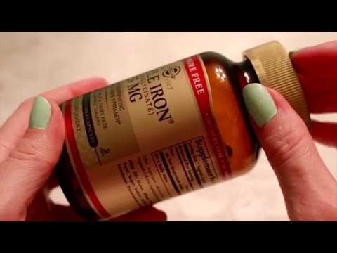 ASMR Supplements.Tap, Scratch, Lid and Scoop Sounds.