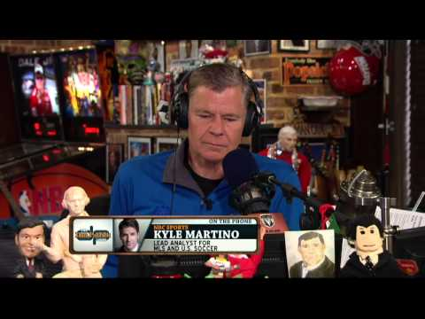 Kyle Martino on the Dan Patrick  Full  70114