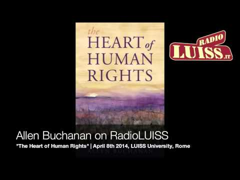 Allen Buchanan Interview on RadioLUISS