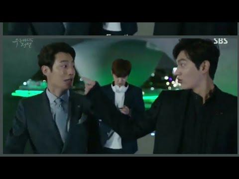 Legend of the blue sea conman scene/ Lee Min Ho is a conman!!!😱😱😱😱