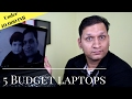 5 Best Budget Laptops | Sharmaji Technical