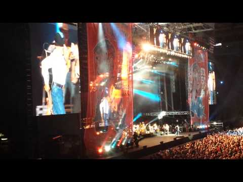 George Strait Cowboy Rides Away Tour Opening