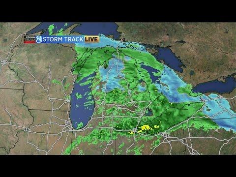 Storm Team 8 Forecast, 11 p.m., 102616