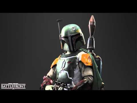 Star Wars Battlefront:Boba Fett Voice Updated