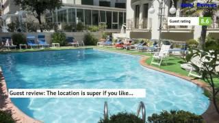 Hotel Ambassador **** Hotel Review 2017 HD, Rimini Central Marina, Italy
