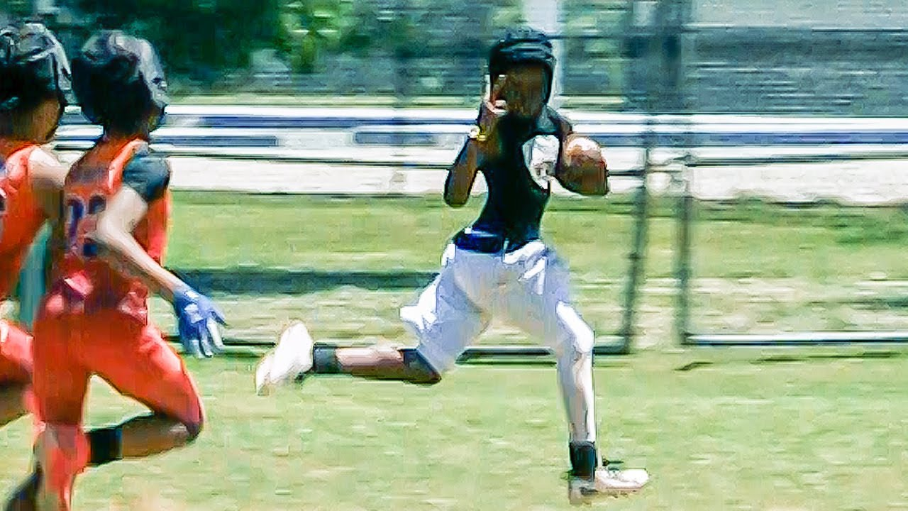 🔥🔥7 on 7 CHAMPIONSHIP GAME!! 9U Duval Jags (FL) vs CRU (TX) | Mighty Mouthguard National