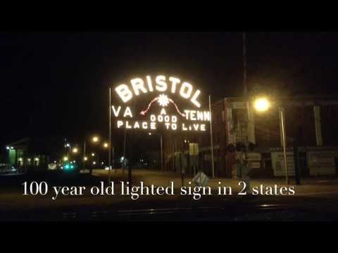 Christmas In My Hometown of Bristol Tennessee