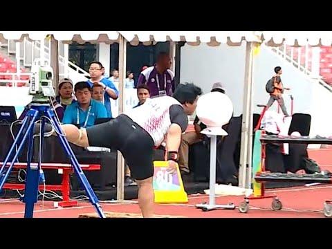 Jelang Training Camp di AS, Inilah Target Atlet Eki Febri Mp3