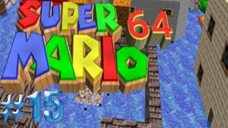 Un pueblo por debajo del agua/Super Mario 64 #15