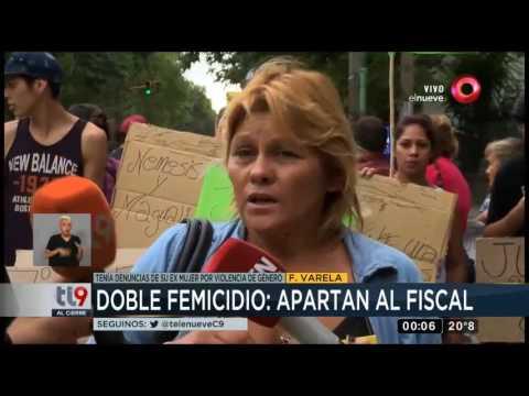 Doble femicidio en Florencio Varela: apartan al fiscal