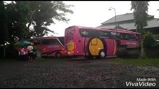 BUS SUKA DAMAI SMA N 1 Weleri Goes To Bali