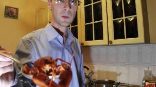 Как варить раков (рецепт варки на темном пиве)